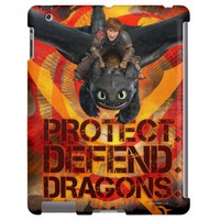 Protect. Defend. Dragons.