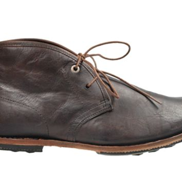 Timberland Boot Company® Lost History Leather Chukka - Burnished Dark Brown