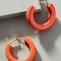 Rachel Comey Moto Hoop Earrings