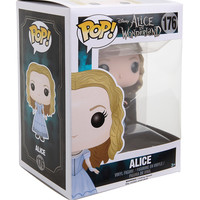Funko Disney Alice In Wonderland Pop! Alice Vinyl Figure