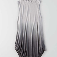 AEO Soft & Sexy Swing Tank, Gray