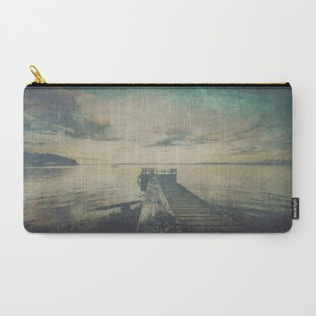 Dark Square Vol. 4 Carry-All Pouch by HappyMelvin | Society6