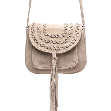 Stone Sitched Shoulder Bag