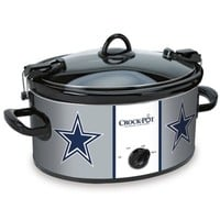 NFL Dallas Cowboys Crock-Pot® Cook & Carry™ 6-Quart Slow Cooker