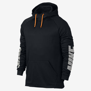 The Nike Therma-FIT Metcon Pullover Men's Training Hoodie.