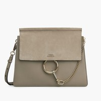 Chloé Faye Shoulder Bag, Women's Bags | Chloé Official Website | 3S1126H2O