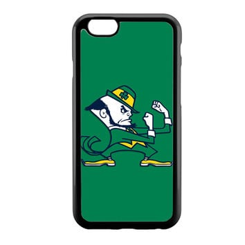 Notre Dame Fighting Irish Green iPhone 6 Case