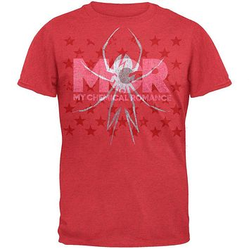 My Chemical Romance - Red Gun Soft T-Shirt