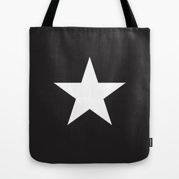 Star Tote Bag by friztin