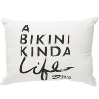 BALI BOUND PILLOW