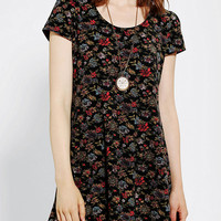 Urban Outfitters - Kimchi Blue Tapestry Trapeze Dress