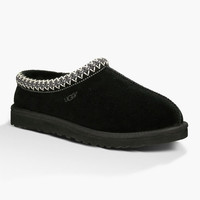 Ugg Tasman Womens Slippers Black  In Sizes