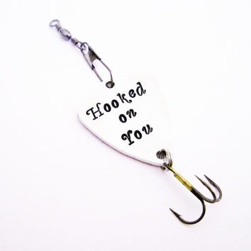 Custom  Fishing Lure, Fisherman Gift, Father's Day, Personalized Fishing Lure, Stocking Stuffer, Mens Gifts, Anniversary gifts for men, dad
