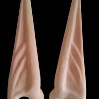 Elf Ears for Cosplay and LARP - WOW Fantasy character - painted latex