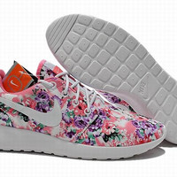 Womens Vintage Floral Roshe Running Shoes