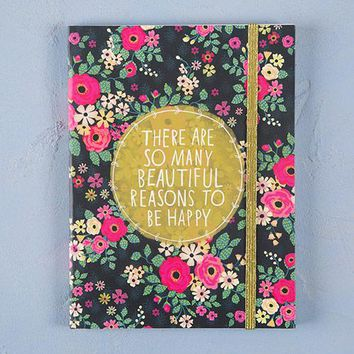 Reasons to be Happy Journal