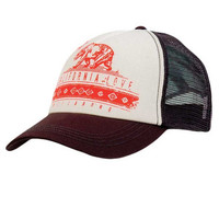 The Girl and The Water - Billabong - Cali Fun Trucker Hat / Charcoal - $18