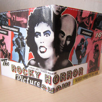 The Rocky Horror Picture Show Vinyl Wallet
