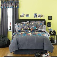 JCPenney : Splatter 6- or 8-pc Bedding Set & Accessories