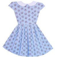 Purrty Playful Kitty Wendy Dress – Bonne Chance Collections