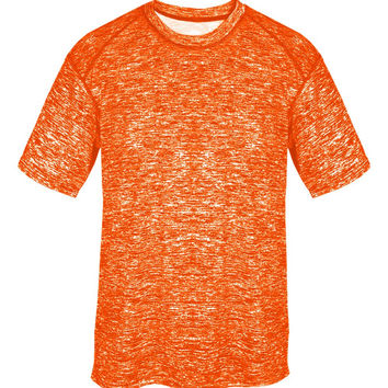 Badger 2191 Blend Youth Tee - Burnt Orange Blend