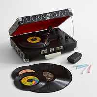 Crosley Chalkboard Record Player