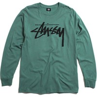Old Stock Longsleeve T-Shirt Sage