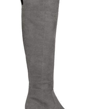Sam Edelman - Elina suede over-the-knee boots