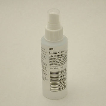 3M Scotch AP115 Silane Glass Treatment: 4 fluid ounce bottle (Clear)