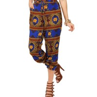 Sale-tribal Harem Pants