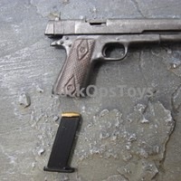 Terminator T2 Sarah Connor Weathered .45 Pistol