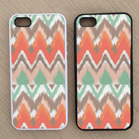 Aztec Tribal Indian Chevron Pattern iPhone Case, iPhone 5 Case, iPhone 4S case, iPhone 4 Case - SKU: 195