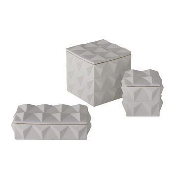 Braque Ceramic Box