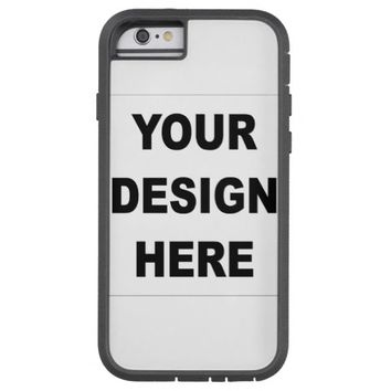 Customize Template Tough Xtreme iPhone 6 Case