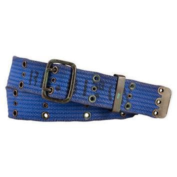 Polo Ralph Lauren Webbed Cotton Military Belt