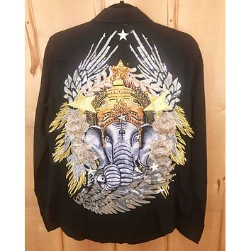 NEW Ganesh Shirt/Jacket