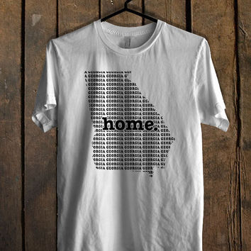 The Georgia Home T Shirt Mens T Shirt and Womens T Shirt *