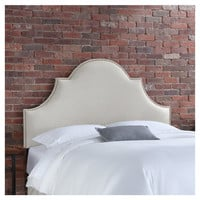 Victoria Headboard in Talc