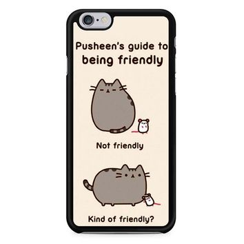 I M Pusheen The Cat 3 iPhone 6/6S Case