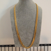 Gift Stylish Shiny New Arrival Jewelry Snake Bone Chain Hip-hop High Quality Necklace [6542740099]