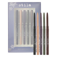 Sephora: Stila : Seeing Stars Smudge Stick Waterproof Eye Liner Set : eye-sets-palettes-palettes-value-sets-makeup