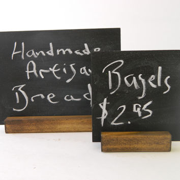 Retail  and Trade Show Chalkboard Signage (5 x 7)