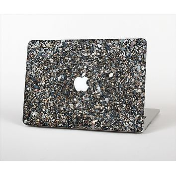 The Small Dark Pebbles Skin Set for the Apple MacBook Air 13""