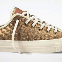 Converse Chuck Taylor All Star Lo Top Gold/Off White