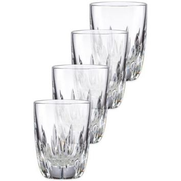 Lenox® Firelight® Signature Crystal 10 oz. Double Old-Fashioned Glasses (Set of 4)