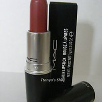 Mac  Lipstick TWIG 100% Authentic Brand New Boxed