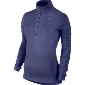 Nike Women's Element Half Zip Running Shirt| DICK'S Sporting Goods