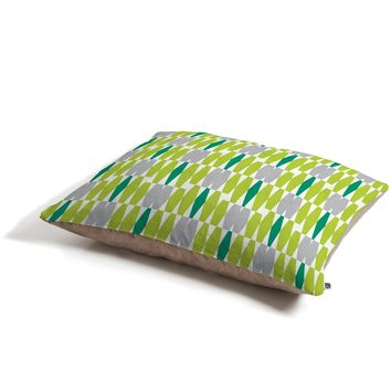 Heather Dutton Abacus Emerald Pet Bed