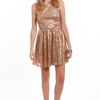Steal the Night Sequin Dress $50