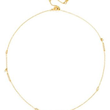 BaubleBar 'Milkyway' Crystal Choker Necklace | Nordstrom